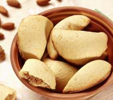 Ореховые пирожные.