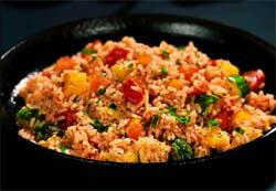 Рис по-провански.