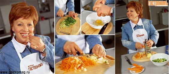 Рис от Ларисы Рубальской