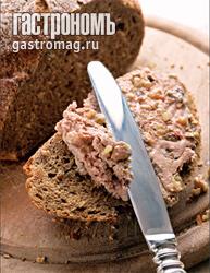 """Паштет """"Морской"""" – кулинарный рецепт"""