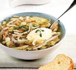 Рассольник без картофеля – кулинарный рецепт