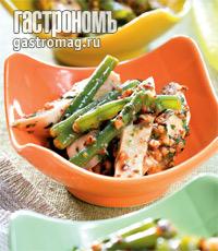"""Салат """"Досчитай до десяти"""" – кулинарный рецепт"""