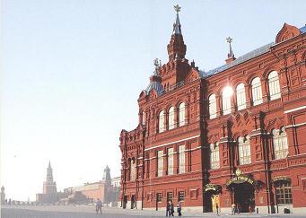 Исторический музей, Красная площадь, д. 1.
